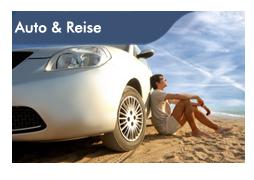 Auto und Reiseversicherung